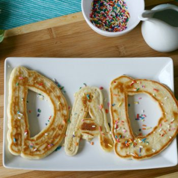 Father's Day Pancakes