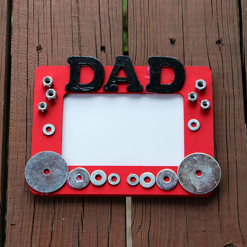 Father's Day Frame