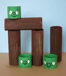 Homemade Angry Birds Game