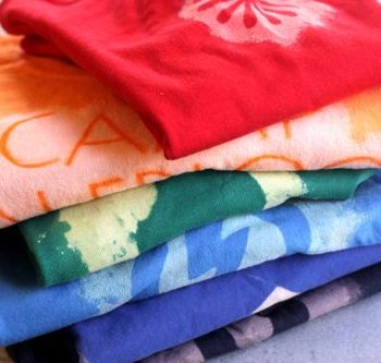 Bleached Out T-shirts