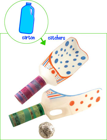 Carton Catchers