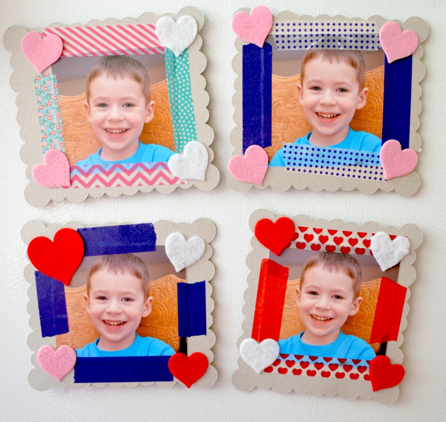 Chipboard Photo Frames Fun Family Crafts