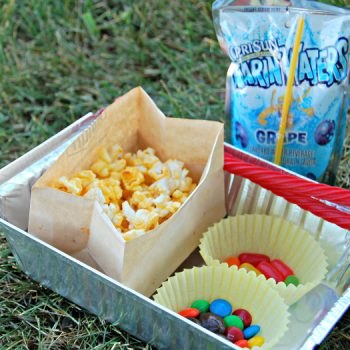 Drive-In Movie Snacks
