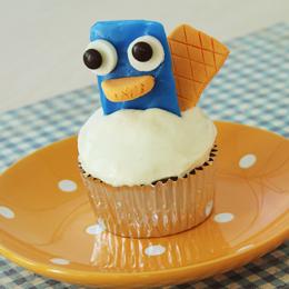 Perry Cupcake
