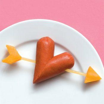 Hot Dog Heart
