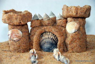 Everlasting Sand Castle