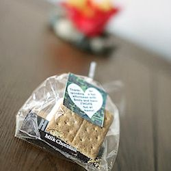 S'more Kit Party Favor