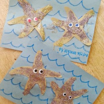 sandpaper starfish