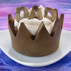 Edible Crown Cupcake Wrappers