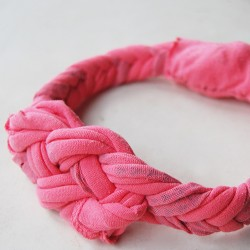 Upcycled T-Shirt Headband