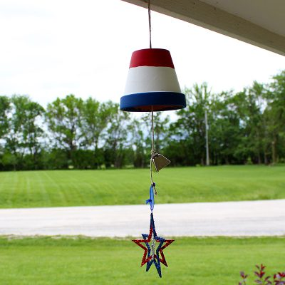 July 4th Wind Chime