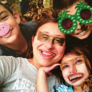 Magazine Cut Out Funny Faces