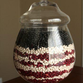 Patriotic Apothecary Jar