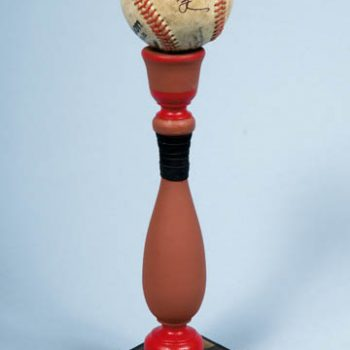 Baseball Candlestick