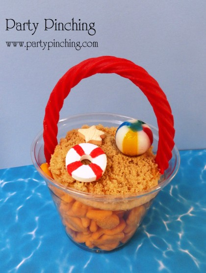 Beach-Themed Snack