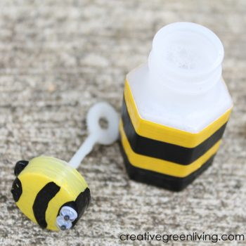 Bumble Bee Party Favor