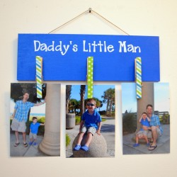 DIY Photo Display