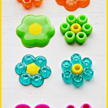 Melted Bead Accessories