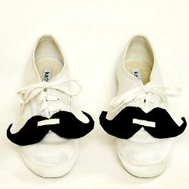 Felt Mustaches