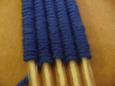 Straw Weaving Loom