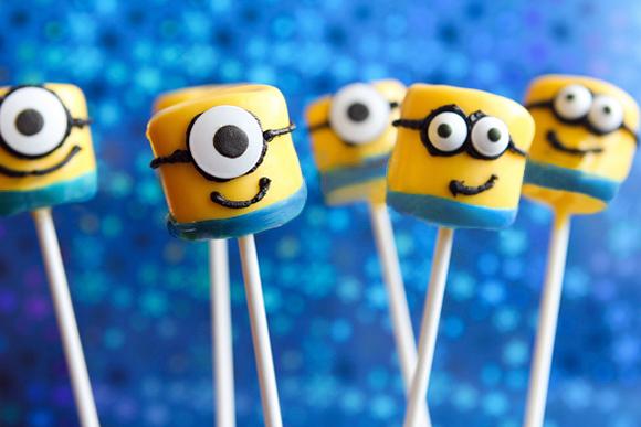 Marshmallow Minions