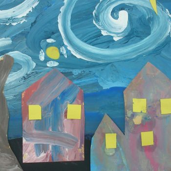 Van Gogh's Starry Night Craft