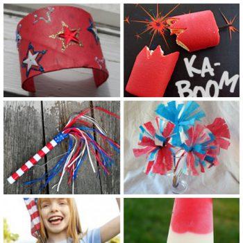 Patriotic Crafts & Recipes for Kids