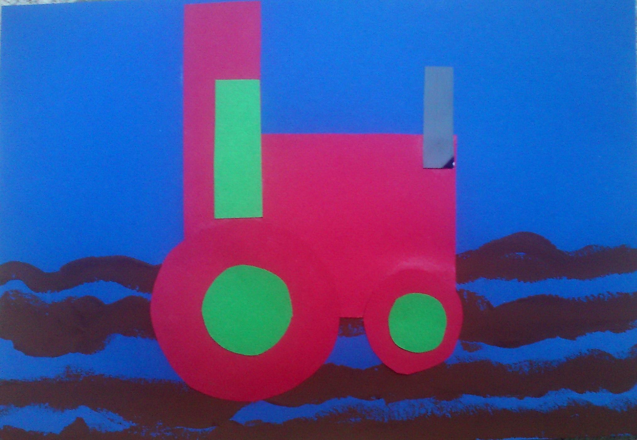 Paper Tractor