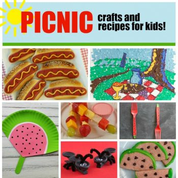 picnic crafts for kids