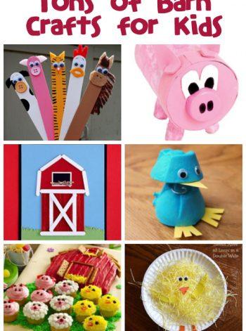 Barn Crafts & Recipes