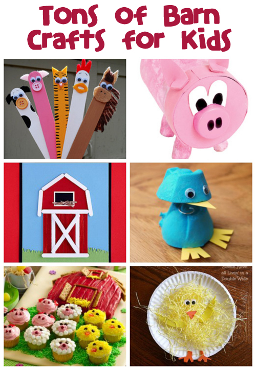 Barn Crafts & Recipes