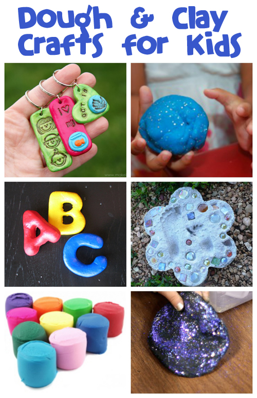 Dough & Clay Crafts
