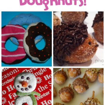 Doughnut Crafts & Recipes