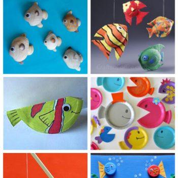 Fish Crafts & Recipes