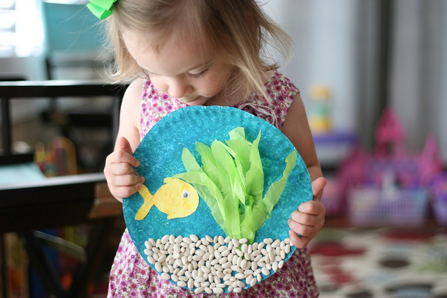 Fish Bowl Craft Fun Family Crafts