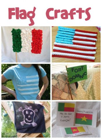 Flag Crafts for Kids