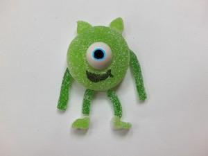 Mike Wazowski Candy