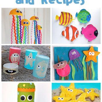 Ocean Crafts & Recipes