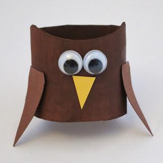 Owl Napkin Rings