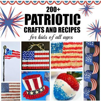 Patriotic Crafts and Recipes