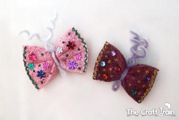 Sponge Butterflies