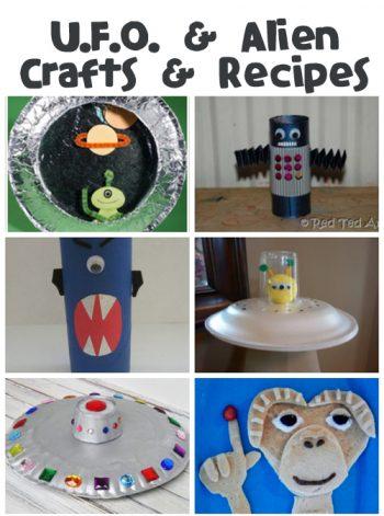 U.F.O. and Space Crafts