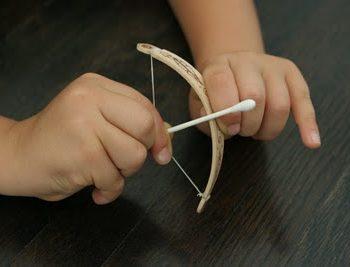Tiny Bow and Arrow