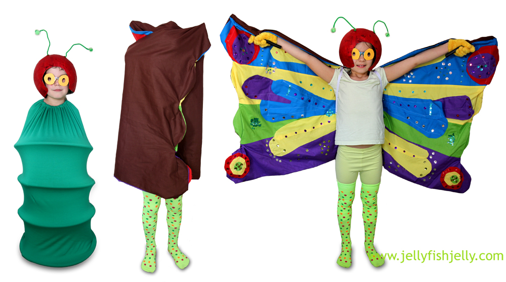 The Hungry Caterpillar Dress Up