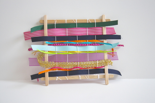 Ribbon Weaving Loom