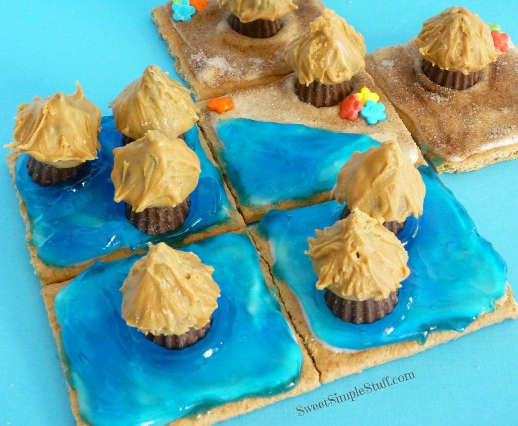 Candy Tiki Huts