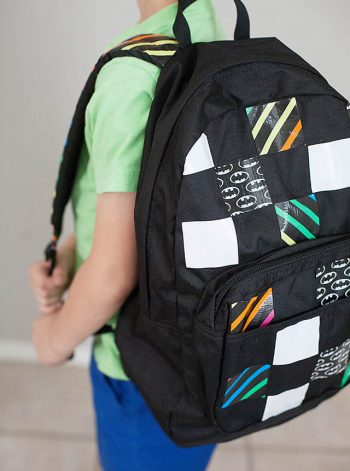 Duck Tape Personalized Backpack