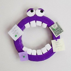Duck Tape® Monster Corkboard