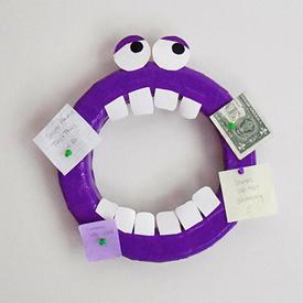 Duck Tape® Monster Corkboard