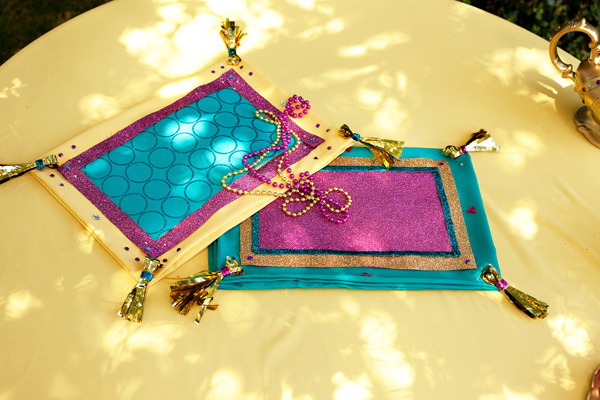 Princess Jasmine S Magic Carpet Fun Family Crafts
